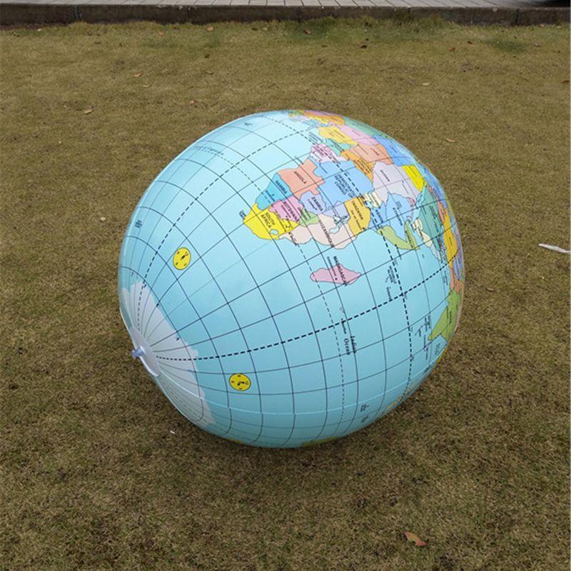 Ballon En Forme De Globe Terrestre