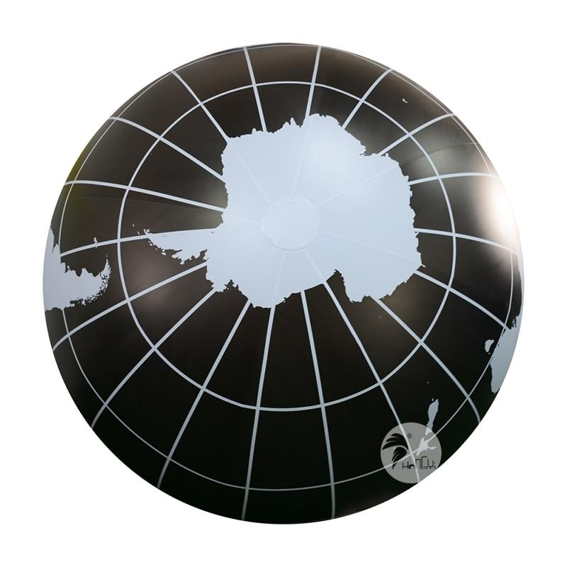 Ballon Globe Terrestre Dans L'Art