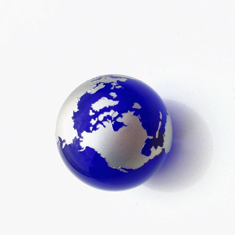 Ballon Globe Terrestre Transparent