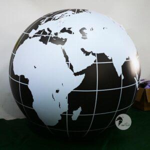 Ballon Gonflable Globe Terrestre 100 Cm