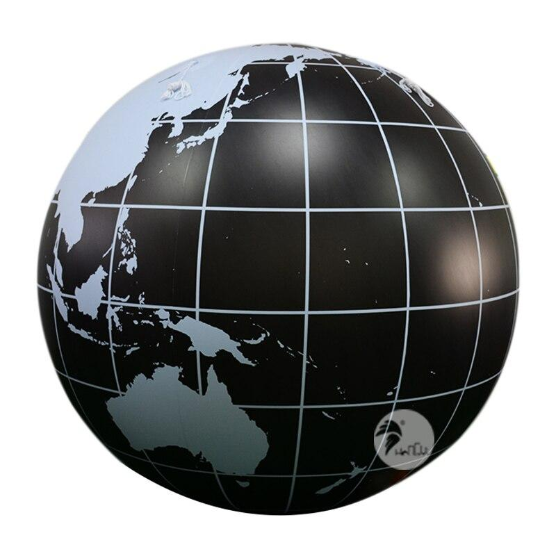 Ballon Gonflable Globe Terrestre Geant