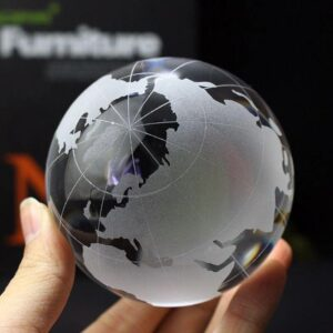 Boule Globe Terrestre Décoration