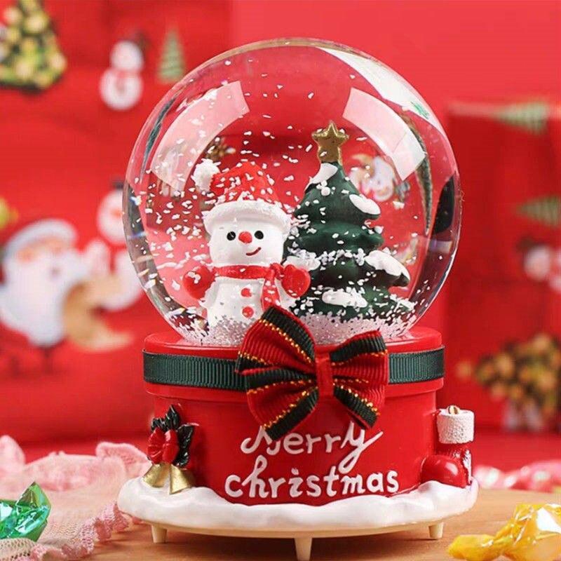 Boule Noel Globe Terrestre