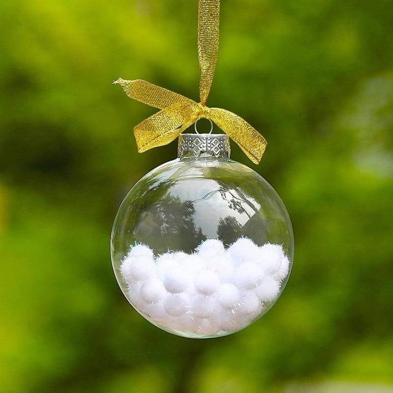 Boules De Noel Globe Terrestre