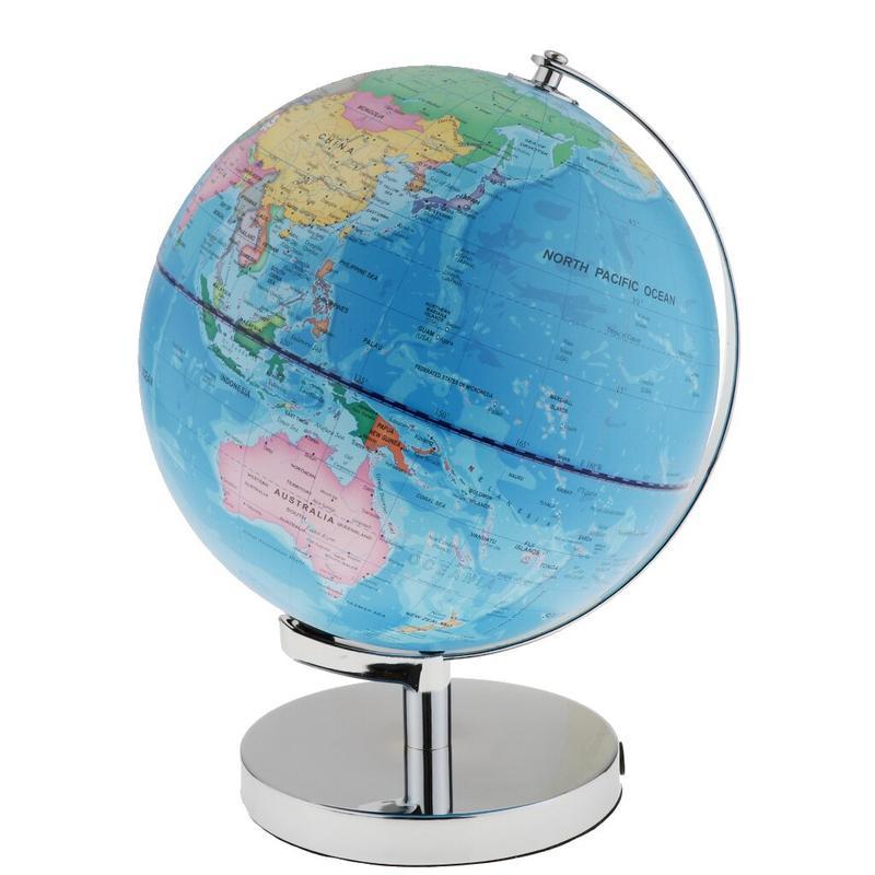 Globe Celeste Et Terrestre