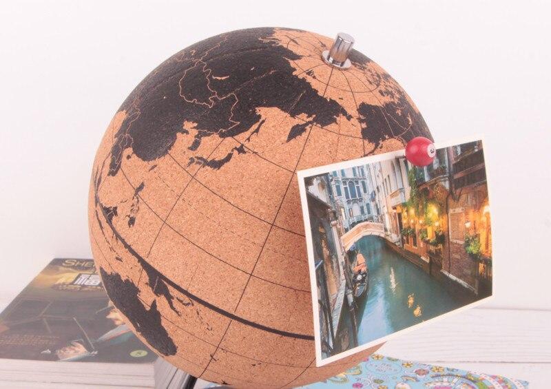 Globe Légende Terrestre