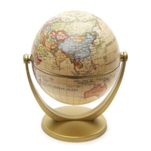 Globe Terrestre 12Cm