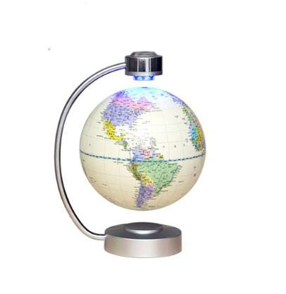 Globe Terrestre 18 Cm Magnétique