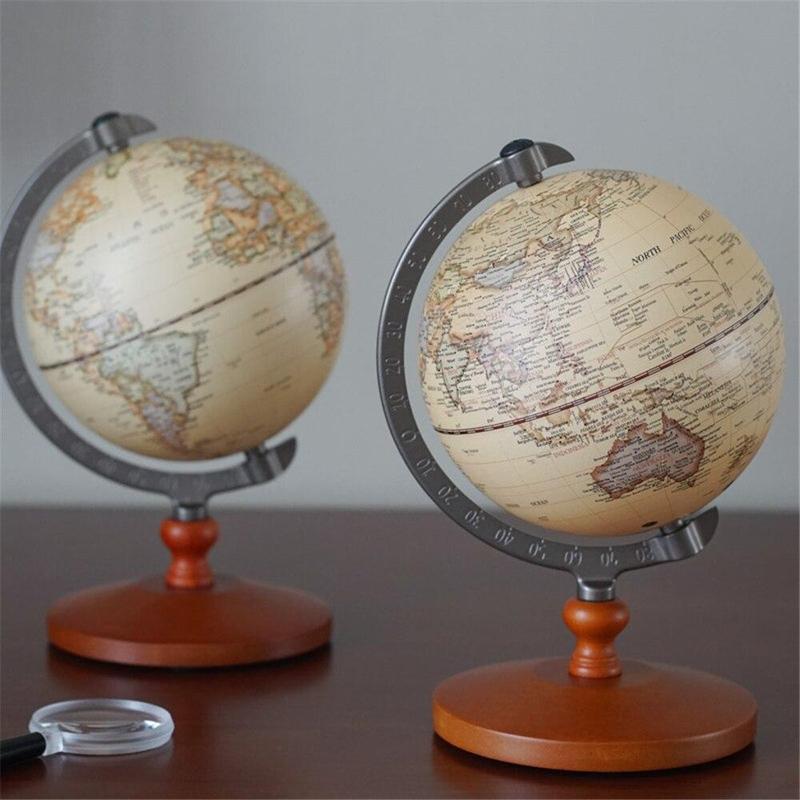 Globe Terrestre 18Eme Siecle