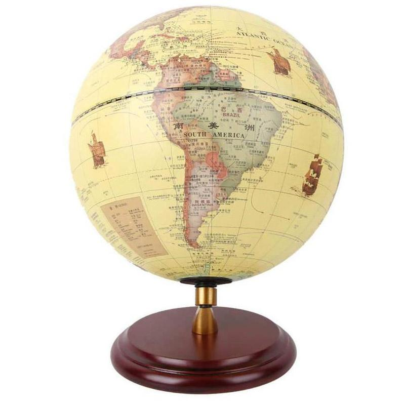 Globe Terrestre 19Eme