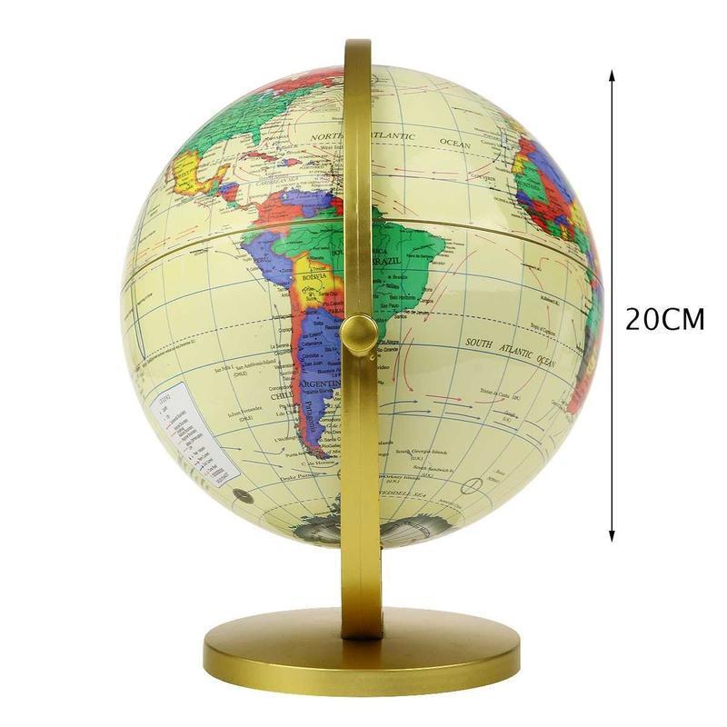Globe Terrestre 20 cm