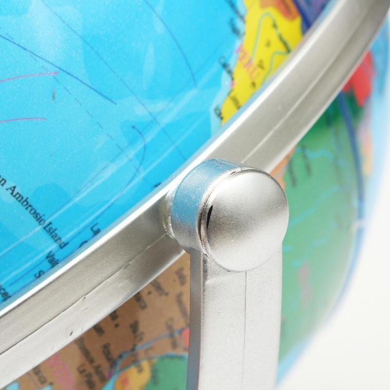 Globe Terrestre 20Cm De Diametre