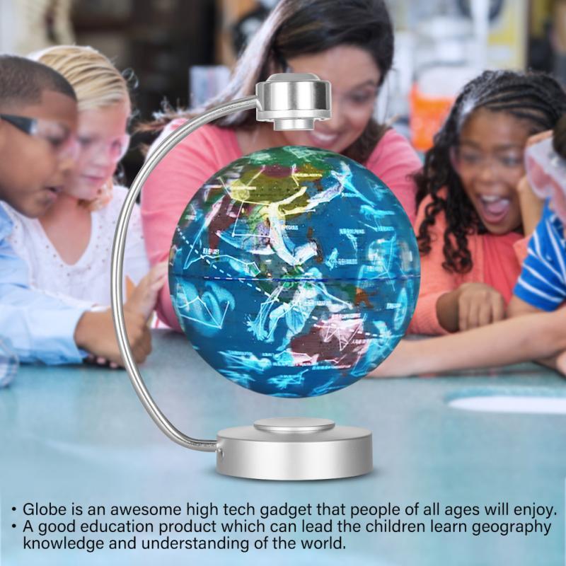 Globe Terrestre 20Cm En Levitation