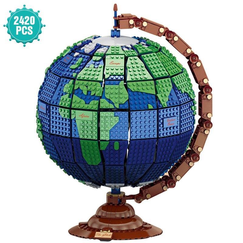 Globe Terrestre 26 Cm