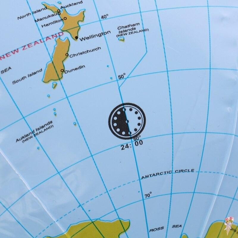 Globe Terrestre 30 Cm Diamètre