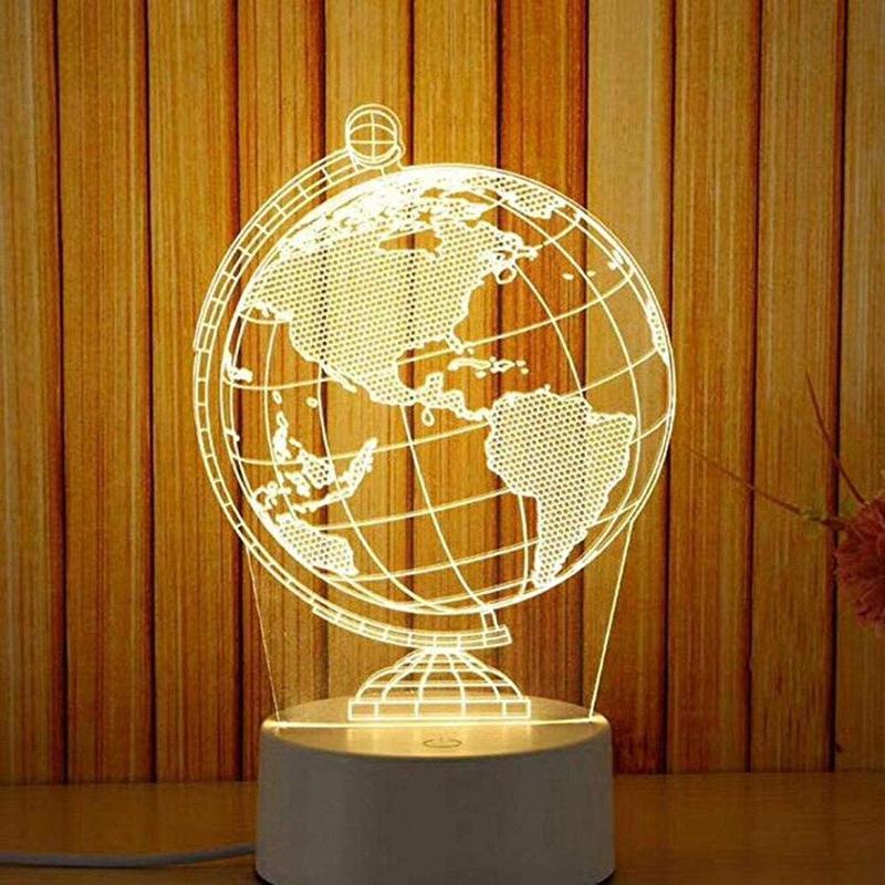Globe Terrestre 3D Animation
