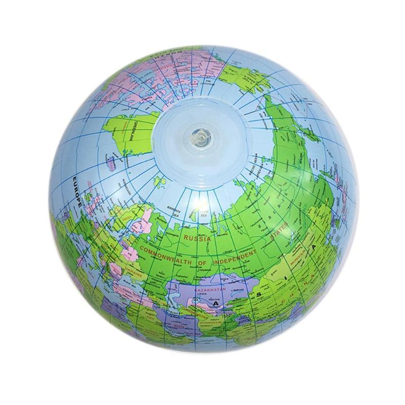 Globe Terrestre 4 Ans