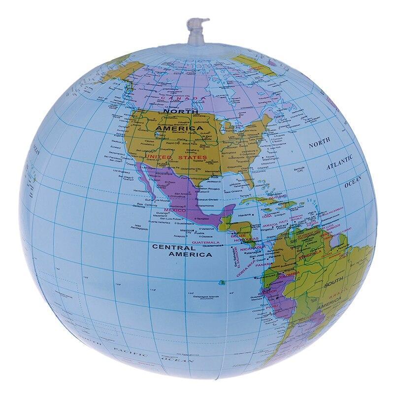 Globe Terrestre 40 Cm Pas Cher