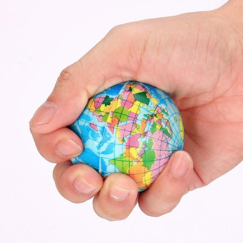 Globe Terrestre 8 ans