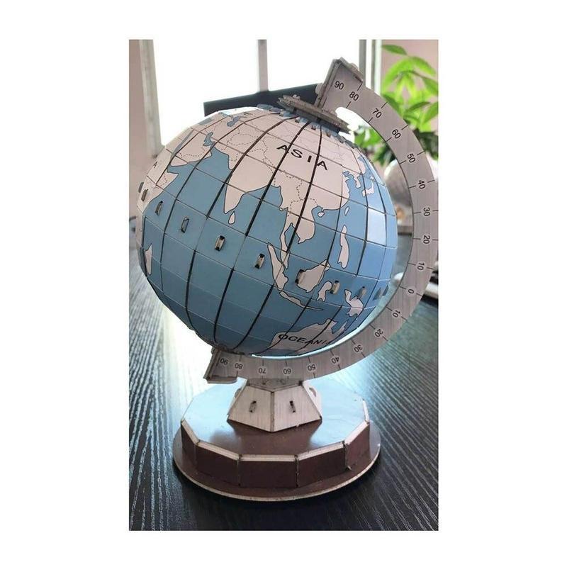 Globe Terrestre A Decorer