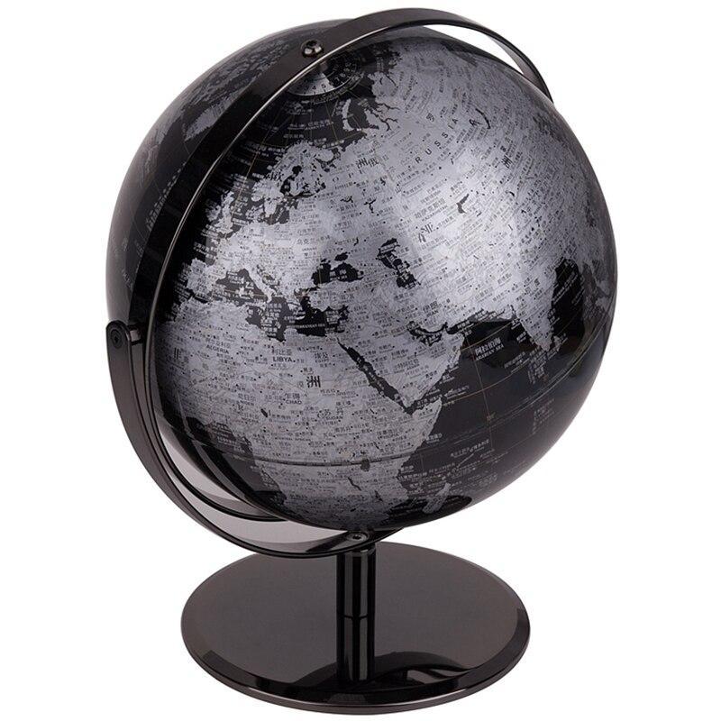 Globe Terrestre Acier
