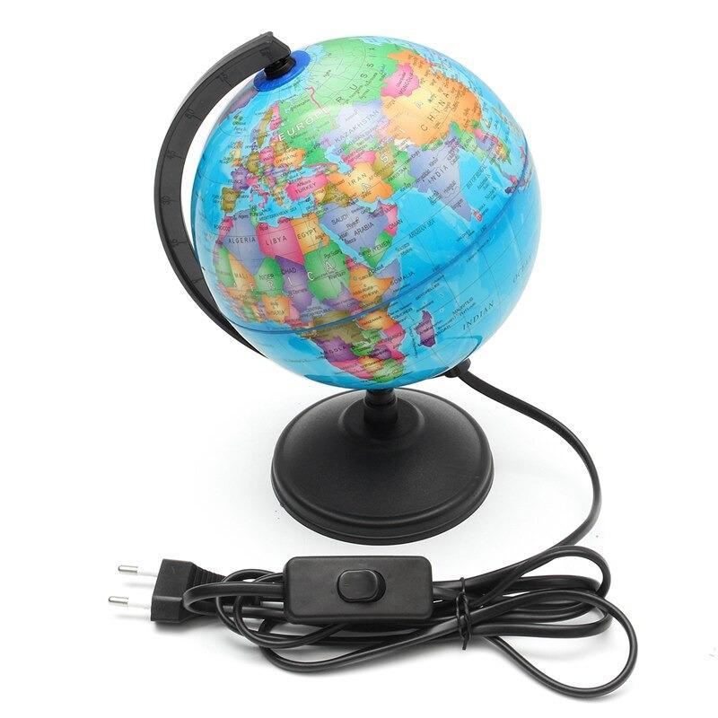 Globe Terrestre Afrique Europe Asie