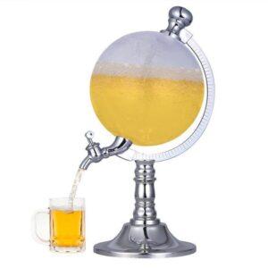 Globe Terrestre Alcool