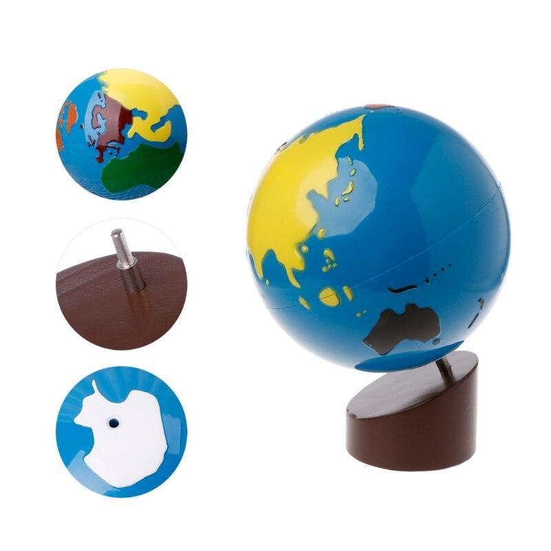 Globe Terrestre Amovible