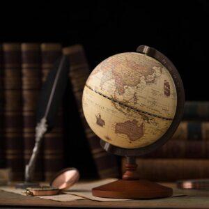 Globe Terrestre Ancien Antiquité