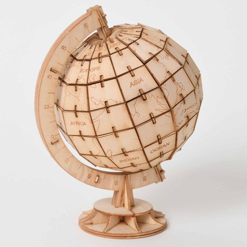 Globe Terrestre Ancien Dessin
