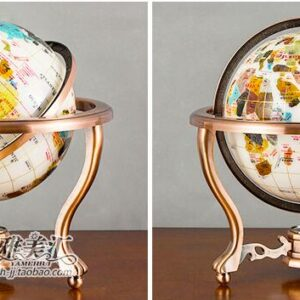 Globe Terrestre Ancien Grand Model
