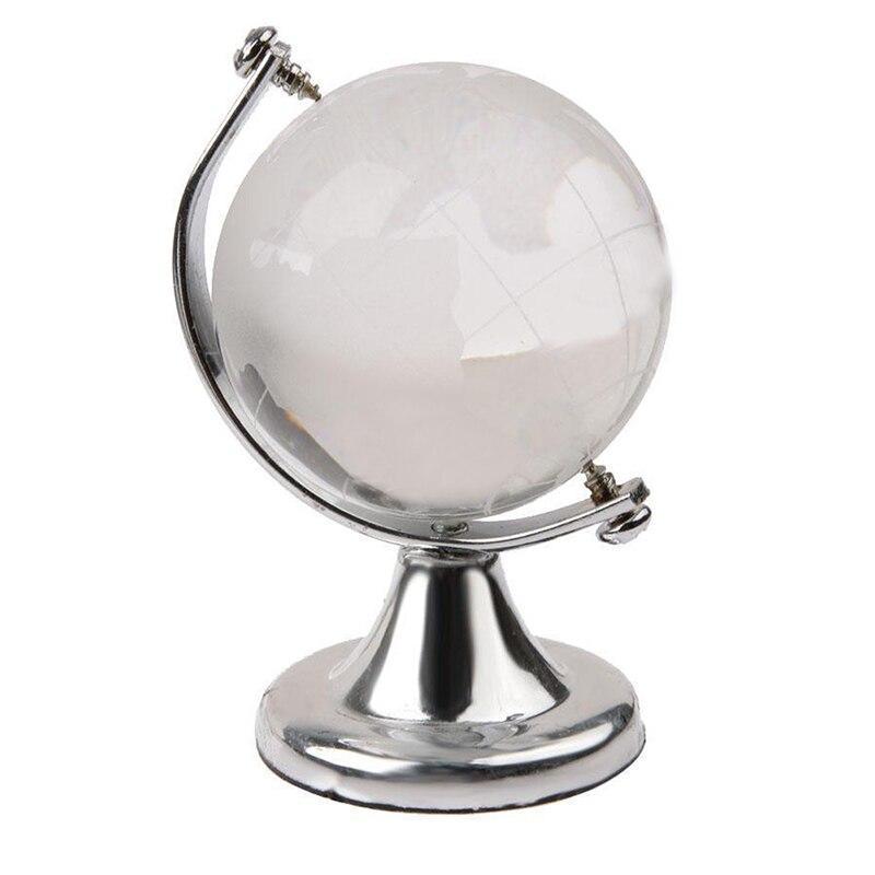 Globe Terrestre Ancien Verre