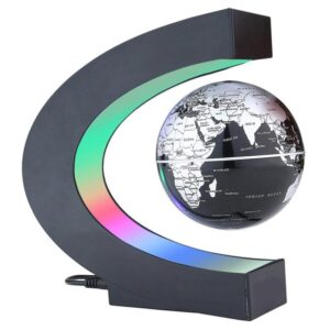 Globe Terrestre Animé