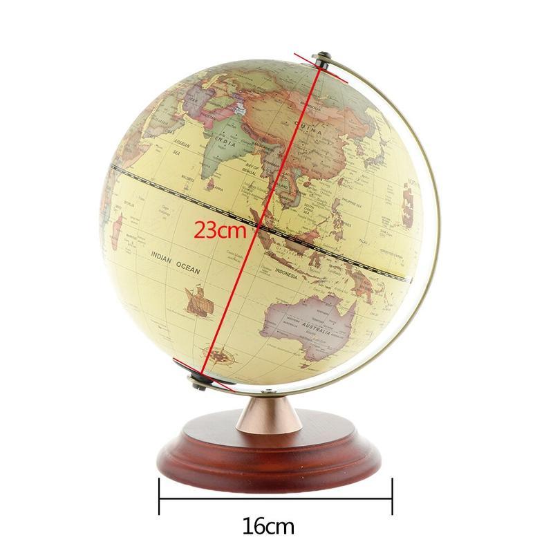 Globe Terrestre Annee 60