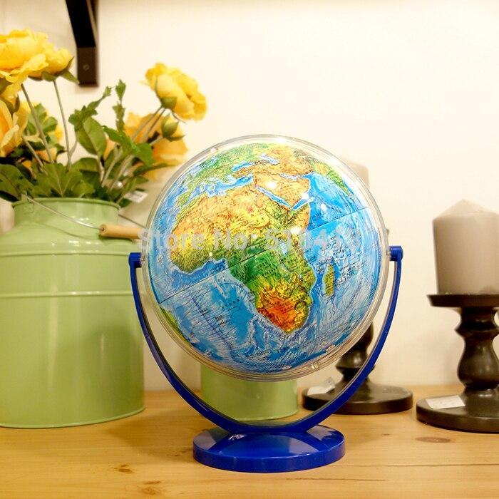 Globe Terrestre Antarctique
