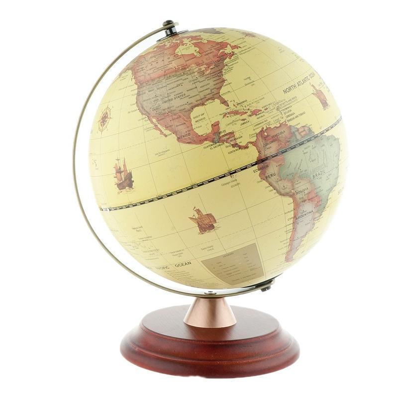 Globe Terrestre Arctique