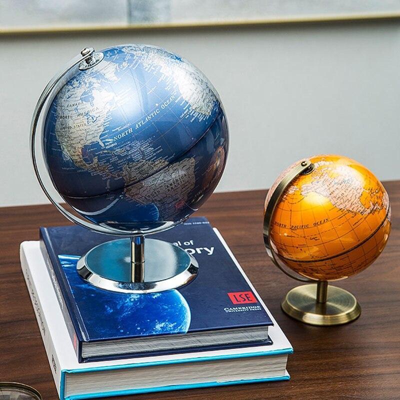 Globe Terrestre Avec Equateur