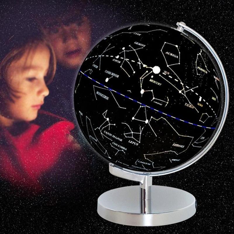 Globe Terrestre Avec Lumière