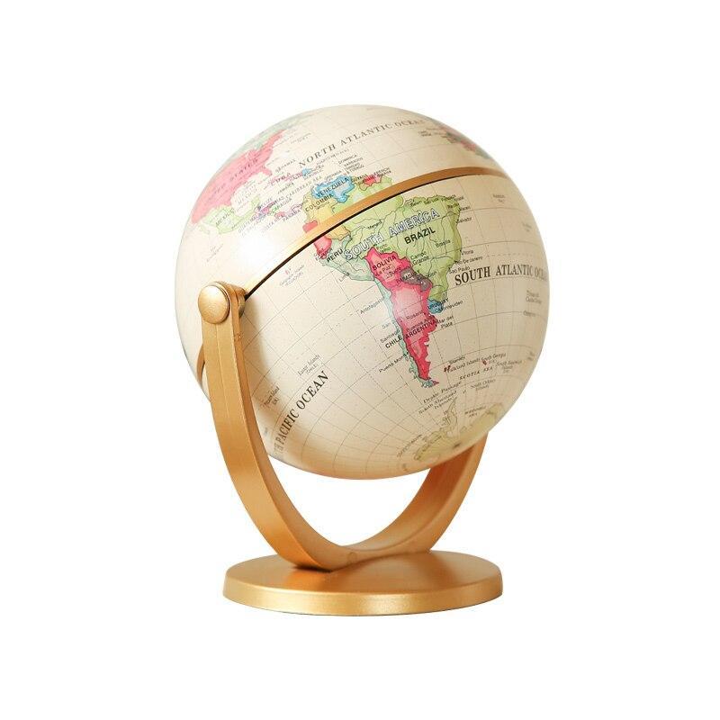 Globe Terrestre Avec Meridien