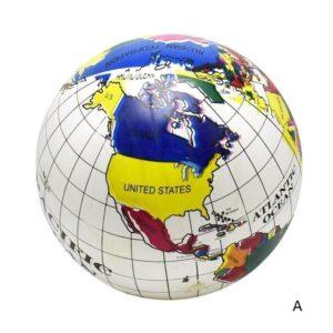 Globe Terrestre Ballon Gonflable