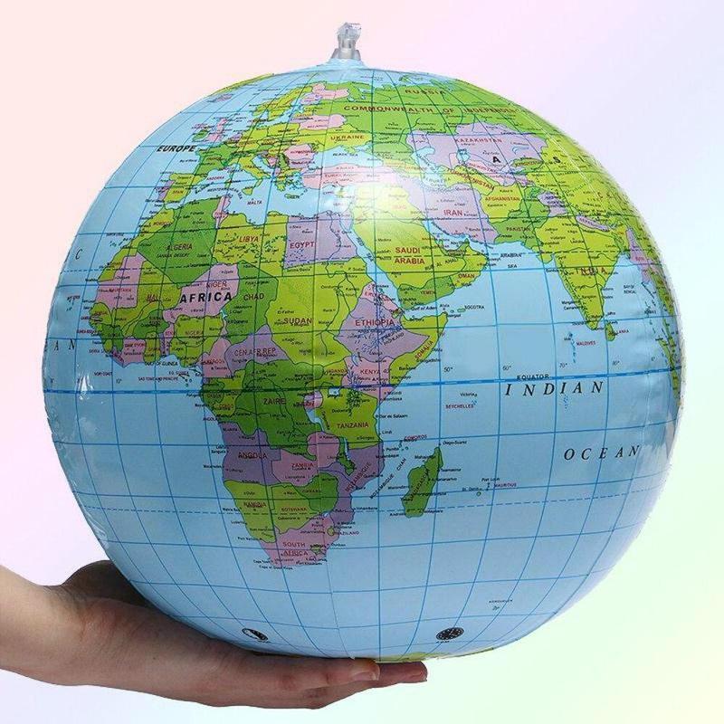 Globe Terrestre Carte