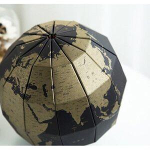 Globe Terrestre Carton