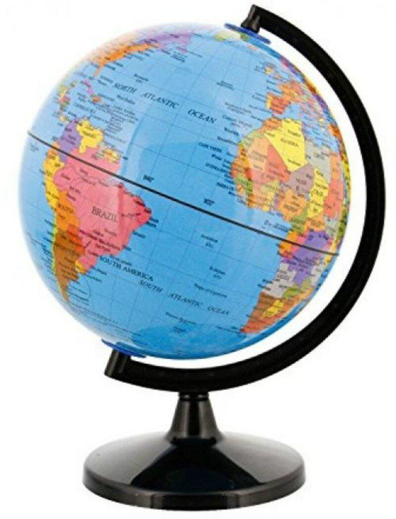 Globe Terrestre Classique