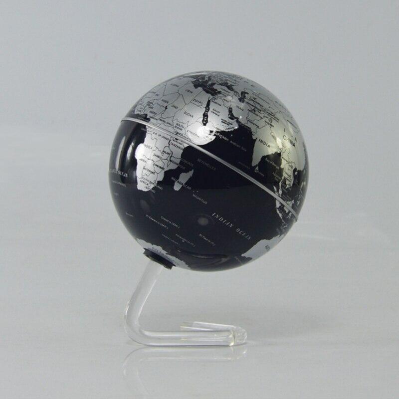 Globe Terrestre Deco Noir