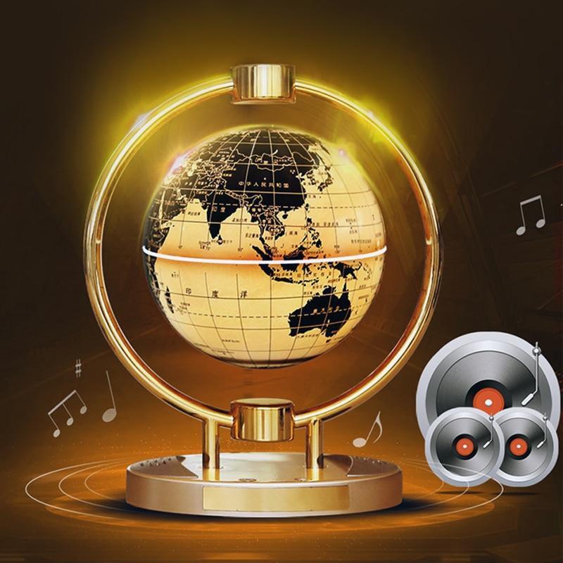 Globe Terrestre Design Lumineux