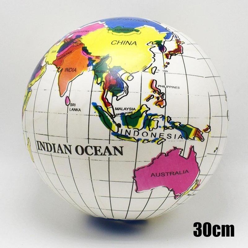 Globe Terrestre Dessin Simple