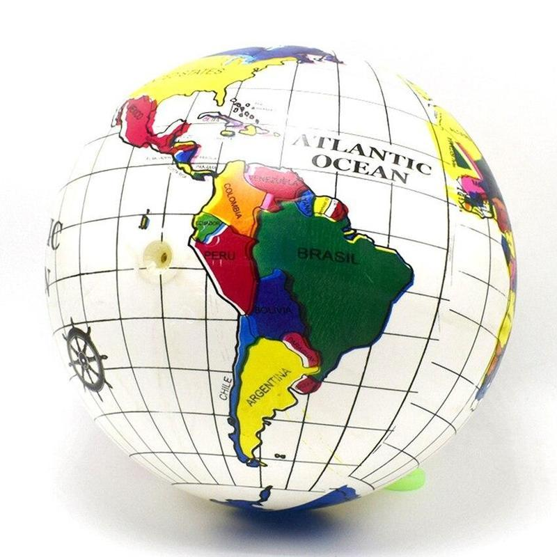 Globe Terrestre Diametre 30 Cm