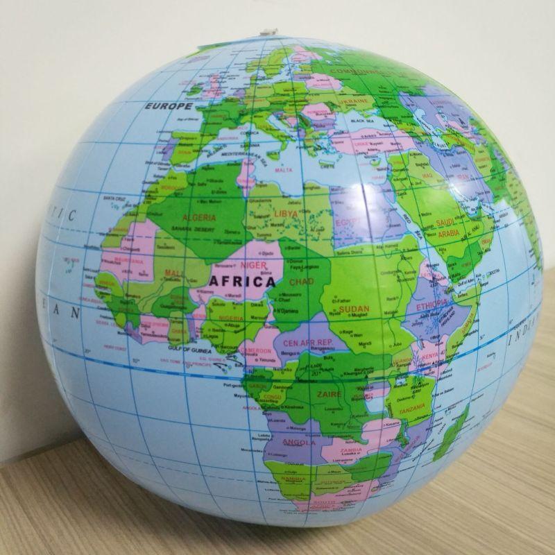 Globe Terrestre Diametre 40 Cm