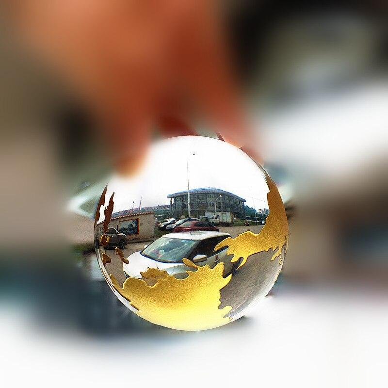 Globe Terrestre En Cristal
