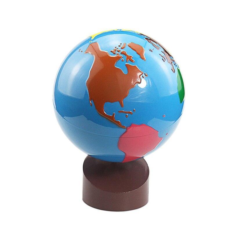 Globe Terrestre Enfant 4 Ans